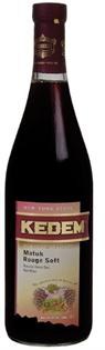 Kedem Matuk Rouge Soft 750ml - Case of 12